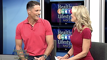 HIT SHOW HEALTHY LIFESTYLE WITH ERALDO